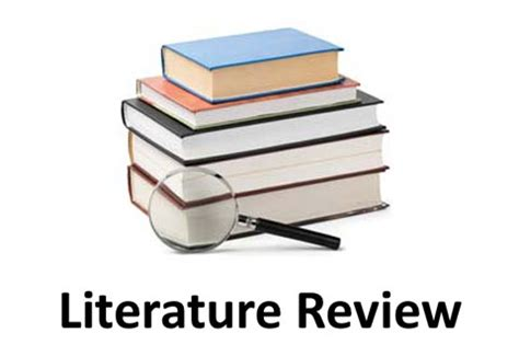Literature review on global warming journal
